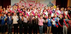 台灣勞工大聯盟總工會表揚模範勞工  副市長黃國榮向勞工致敬