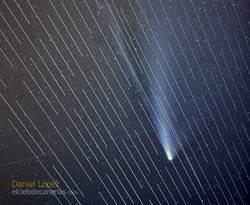 慘不忍睹!SpaceX的星鏈衛星 毀了彗星觀測照