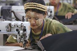 疫情毀了成衣加工業