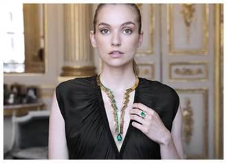 CHAUMET珠寶建築美學  結構與解構皆美