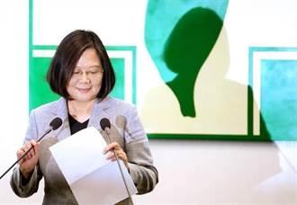 最新民調!蔡英文、蘇貞昌支持度連續2個月下滑