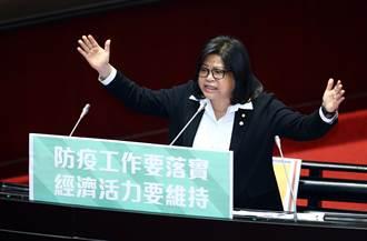 《選罷法》開罰 綠委王美惠、「三井壽」開罰50萬、17萬