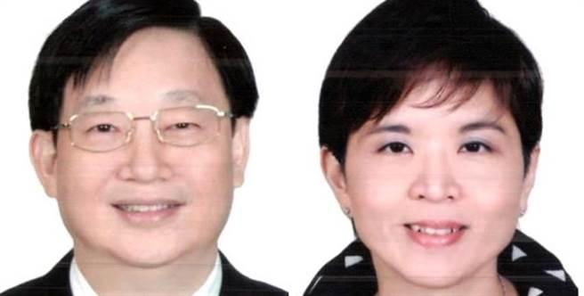 楊文虎(左)、王音之(資料照片)