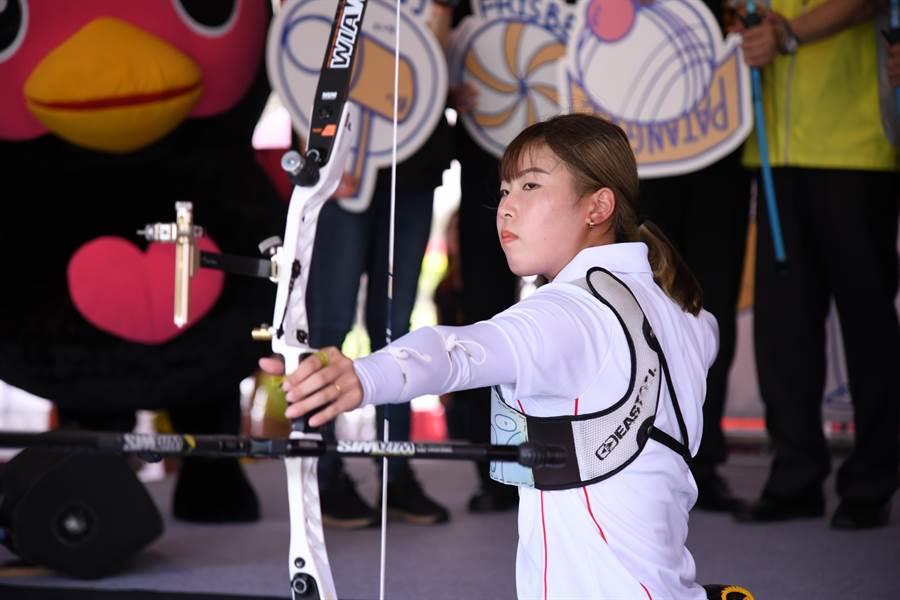 2020年全民運動會10月即將在花蓮登場,花縣府在暑期舉辦「花夏運動季」,邀請民眾化身「參賽選手」,享受賽事氣氛。(花蓮縣政府提供/羅亦晽花蓮傳真)