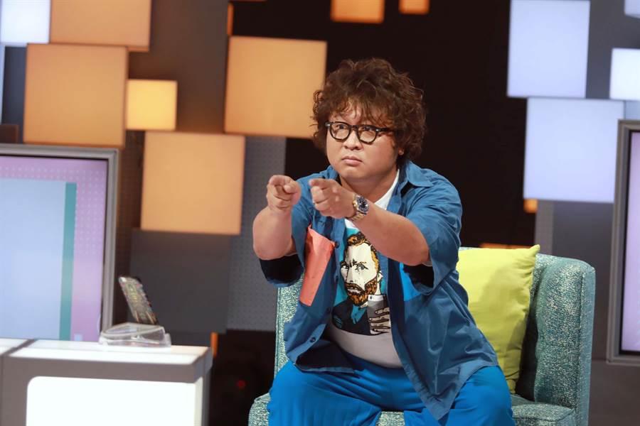 納豆常在綜藝節目上常配合扮醜。(公視提供)