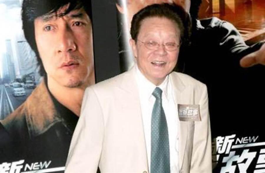 董驃演出經典香港賀歲片《富貴逼人》走紅。(圖/微博)