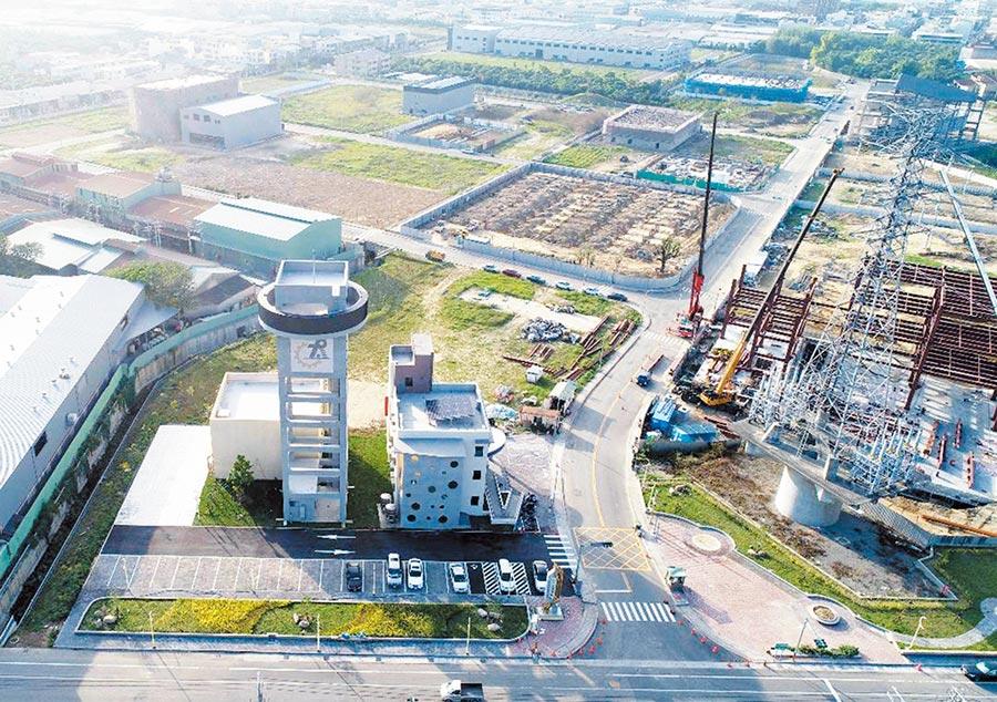 台中市繼「都市型」工業區立體化方案後,7月又開放「非都市計畫」工業區立體化申請。(台中市政府提供/陳世宗台中傳真)