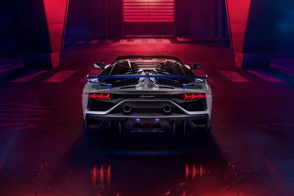 Lamborghini成立Ad Personam虛擬工作室 並推出Aventador SVJ Xago Edition