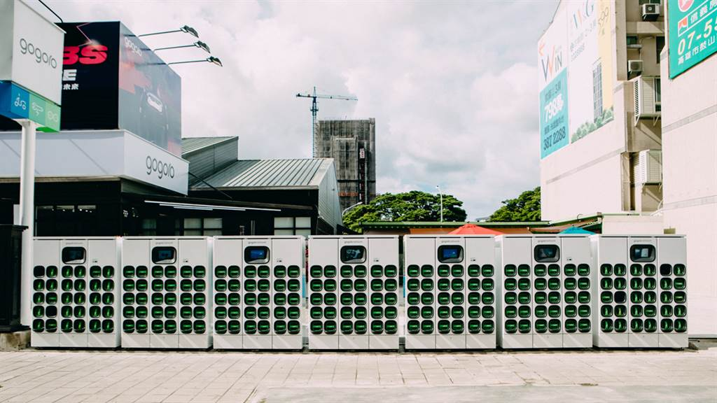 Gogoro全台最大服務據點在高雄! 鼓山青海門市成為當地最新打卡景點