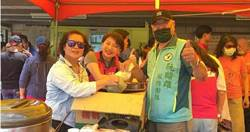 女神送肉粽3/社會局查無募款核准記錄 范雲公益鬥士惹議