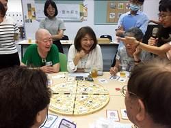 關懷長者 北科大、台大學生合作開發健腦桌遊