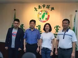 木已成舟 詹永茂與台南市議會關係破冰