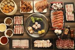 鐵火牛排、燒肉高雄夢時代店升級 鐵火燒肉PLUS盛大登場