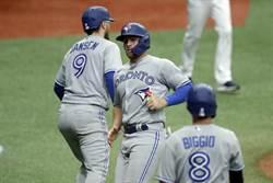 MLB》暫緩去水牛城 藍鳥借用國民、費城人主場
