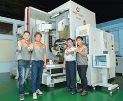 煌明機器引進德製最新齒輪研磨機