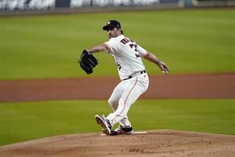 MLB》太空人震驚 王牌投手韋藍德可能報銷