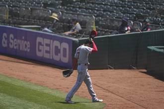 MLB》大谷翔平右臂乏力 教頭歸咎心理因素