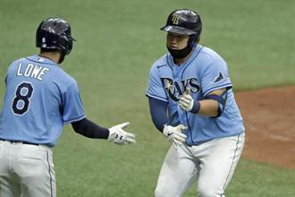 MLB》韓籍球員本季首轟 崔志萬改右打竟開炮