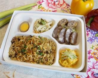 搶周邊商辦上班族餐食商機 寒舍艾麗酒店推出國民美食餐盒
