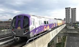 桃園機場捷運2年跳電14次 鐵道局要求日商改善