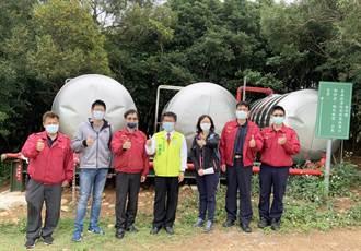 海線山區火災頻繁 市議員楊典忠爭取救災水庫