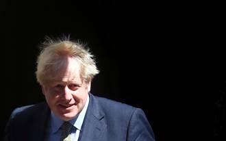 英國首相強森敦促英國人減肥