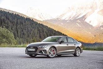 車未到先搶單 Audi A4預售起跑