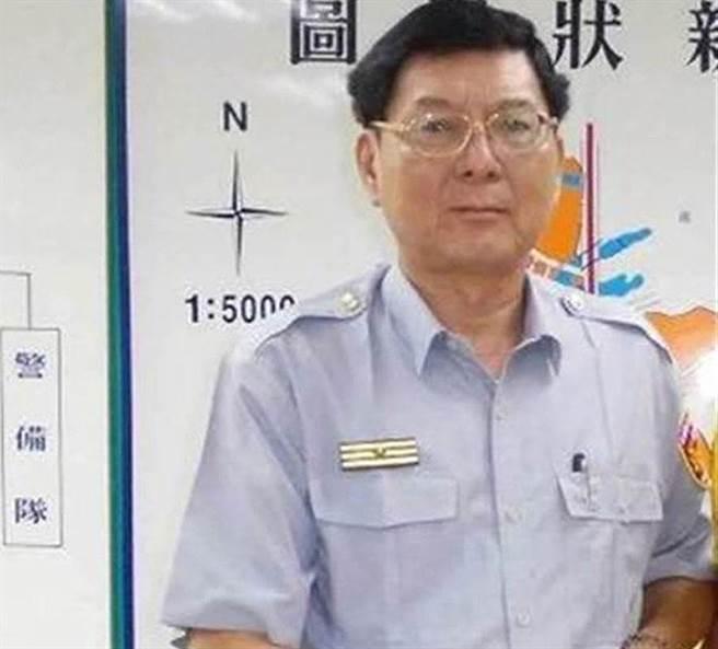 前高雄市三民二分局长李世昌。(中时资料照)
