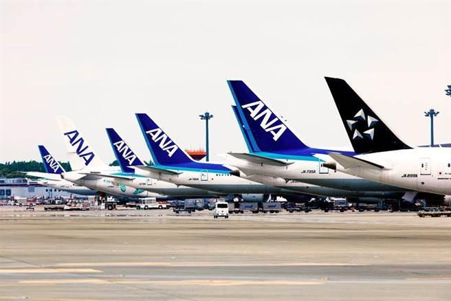(全日空8月3日將復飛松山-羽田航線。圖/業者提供)