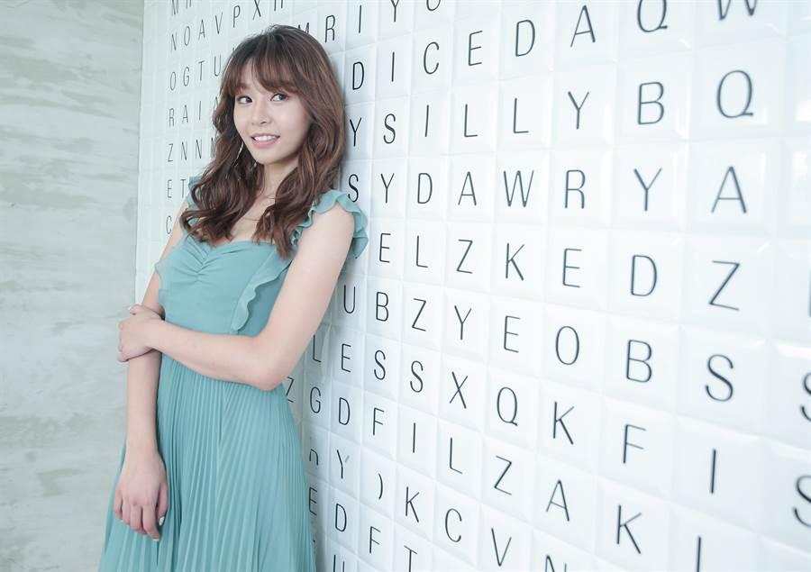 Yuri在片中演出「假面甜心」。(粘耿豪摄)