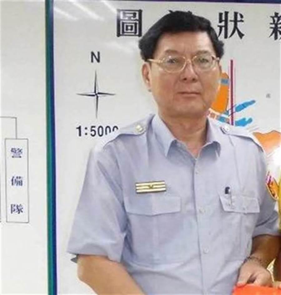 警分局長因收賄已判刑定讞入獄。資料照片