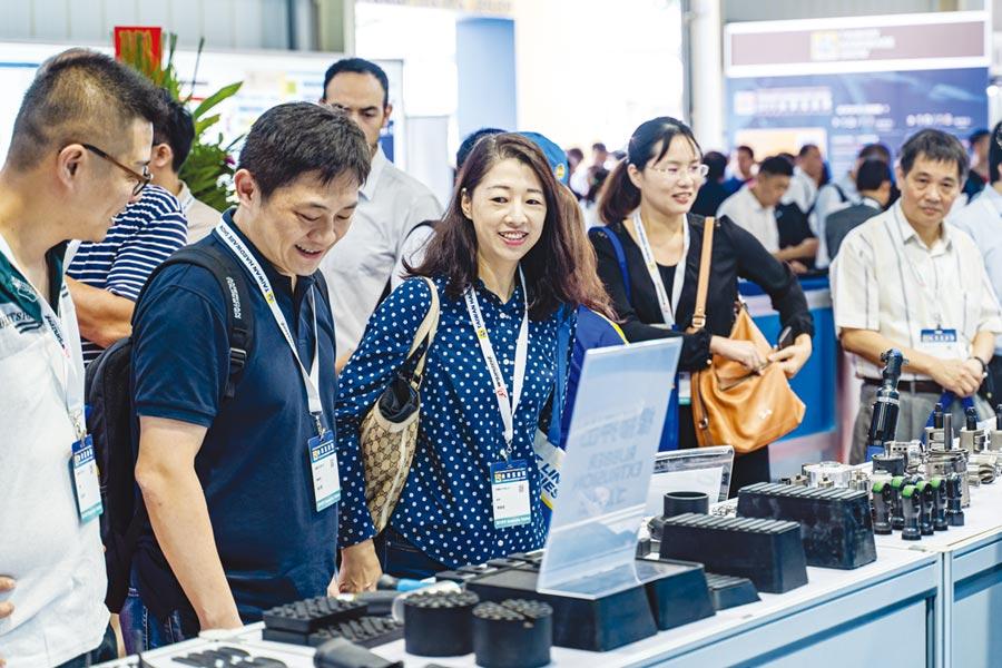 掌握商機再創佳績,台灣五金展讓世界看見台灣五金手工具的堅強實力。圖/業者提供