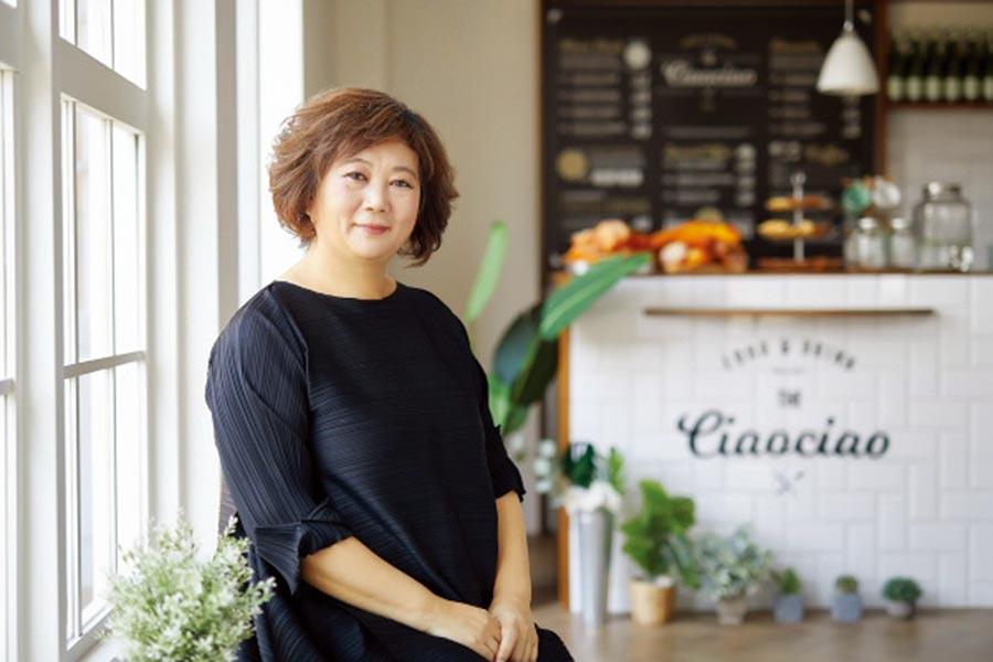 丰丹嚴選本舖總經理陳蓓梅,要將充滿設計感又具美味的特色台灣伴手禮,推向國際。圖/業者提供