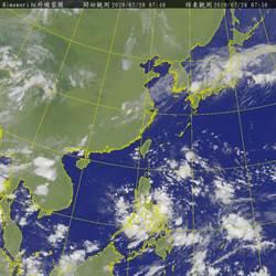 午後豪雨連下2天 颱風可能生成時間曝光
