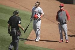MLB》大谷沒休就上陣 神鱒不滿主審判決