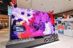 搶攻宅經濟商機 友達推超高屏占比8K無邊框電視面板