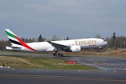 阿聯酋航空加強台北杜拜貨運服務 8月6日起再增貨運航班