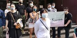 抗議勞基法修惡害女警骨折 獨派青年希望獲判無罪
