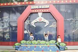 「玩具總動員」夏日玩具派對主題店 28日夢時代正式開幕