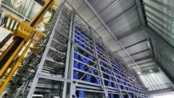 全聯岡山自動倉儲 全台零售業首座最大廠