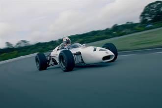 紅牛F1現役車手重返1965年 本田RA272冠軍廠車霸氣擋不住