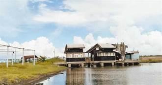 台西「海口生活館」 閒置2個月設施陸續毀損