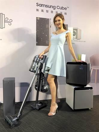 台灣三星今日推空氣清淨機及吸塵器加入戰局