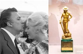 寶格麗持續譜寫電影情緣 攜手費里尼經典影展展出大衛金像獎座