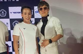 東京奧運中華隊選手服 由設計師方國強打造力與美