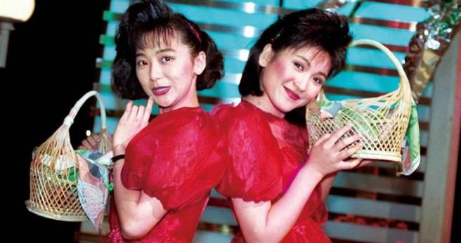 當年姚黛瑋憑著與曹蘭合演的「檳榔姐妹花」一炮而紅。