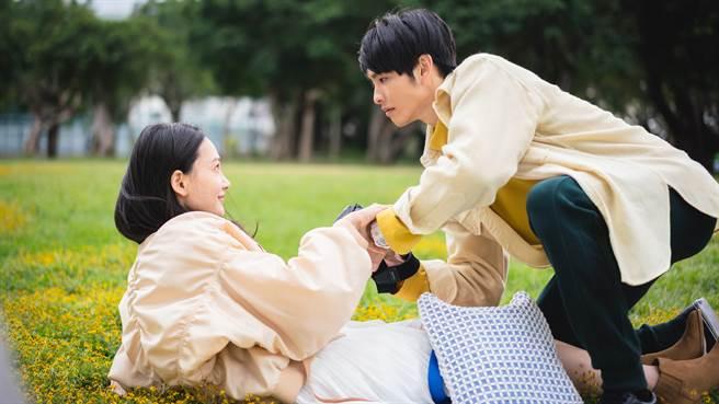林映唯和曹佑寧之間的戀情讓人霧裡看花。(華映娛樂提供)