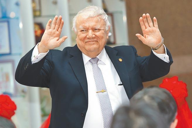 尼加拉瓜官方公報《La Gaceta》日前發布總統令,免除駐台大使達比亞職位,引發揣測。(本報資料照片)
