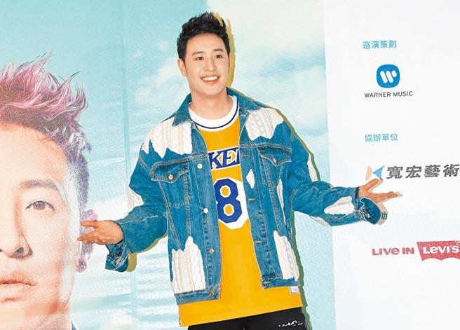 潘瑋柏昨在社群網站宣布結婚喜訊。(資料照片)