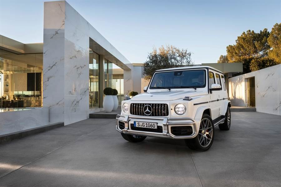 Mercedes-Benz與Off-White主理人Virgil Abloh將聯名推出G-Class特仕車